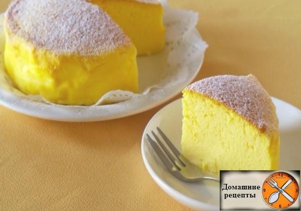 Чудо торт