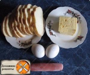 Гренки на завтрак