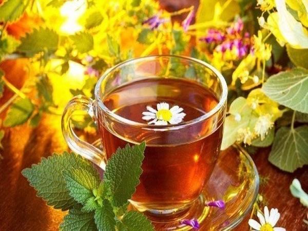 Витаминный чай по рецепту детского сада