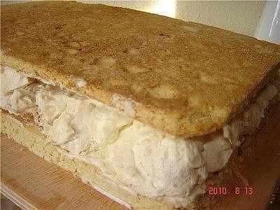 """Невероятно вкусный киевский торт """"Акилежна"""""""