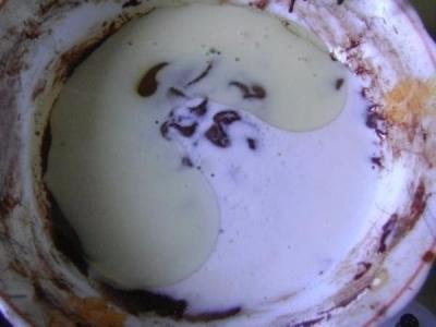 Торт «Минутка» в микроволновке
