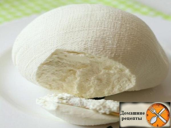 Творожный сыр из йогурта
