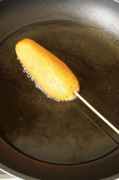 Корн Дог (или сосиска в тесте)