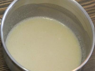 Молочный ломтик в домашних условиях
