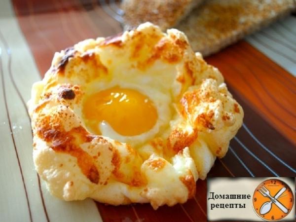 Яйца «Орсини»! Очень вкусно и не избито, прямо яичный пирог
