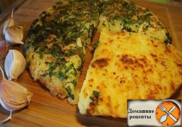 Обалденный рецепт чесночного картофеля Дом рецепты