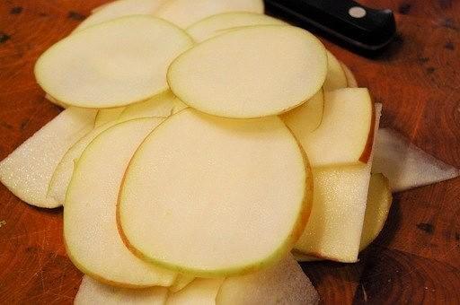 Яблочная пахлава 2