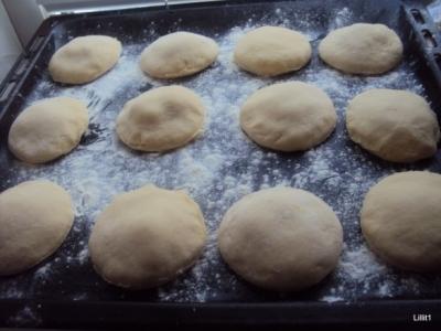 """Пончики с шоколадным кремом """"Восторг"""" 4"""