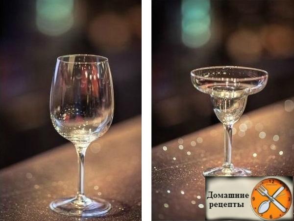 Виды бокалов и их применение