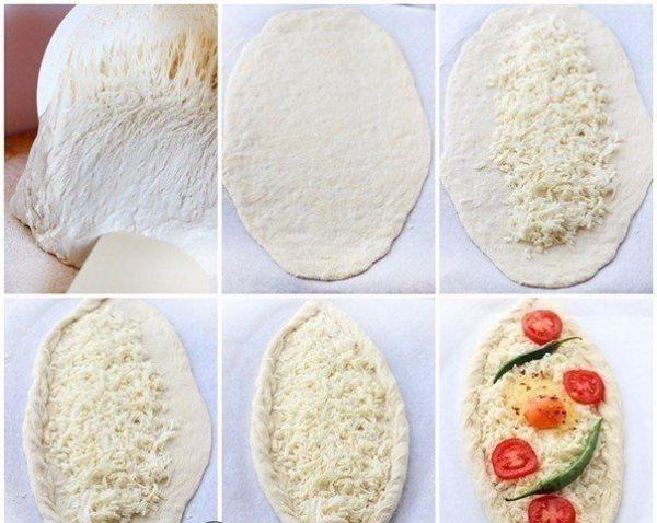 Пиде - турецкая пицца 1