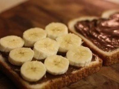 Банановое блаженство за несколько минут 1