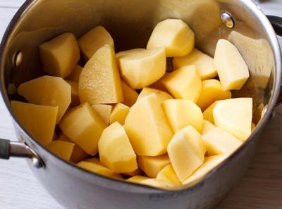 Картофель Рёшьти