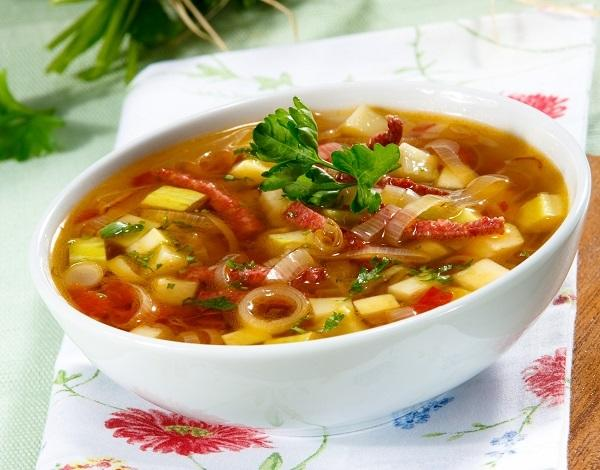 10 рецептов постных первых блюд