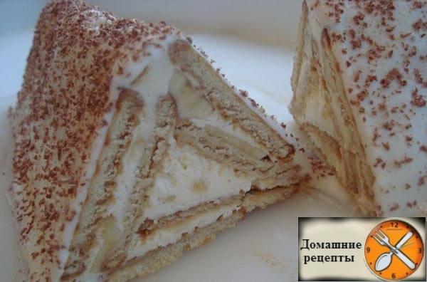 Творожный торт без выпечки всего за 30 минут (2)