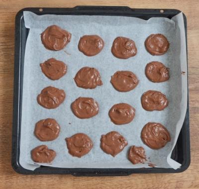 Шоколадные Whoopie со сливками 5