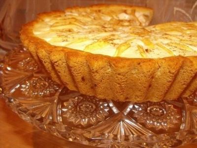 Пирог «Осенняя мелодия» 4