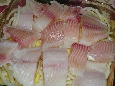 Обалденная запеченная рыбка 2