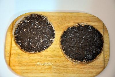 Итальянский ореховый торт 8