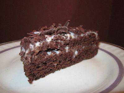 """Шоколадный торт """"Обыкновенное чудо"""" 7"""