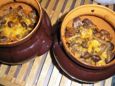 Блюда в горшочке — 9 отличных рецептов 8