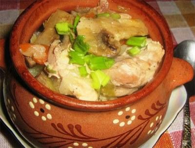 Блюда в горшочке — 9 отличных рецептов 2