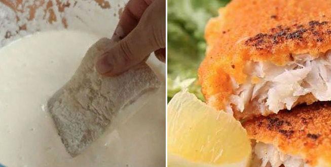 6 рецептов рыбы в кляре. Вкусно - не то слово!