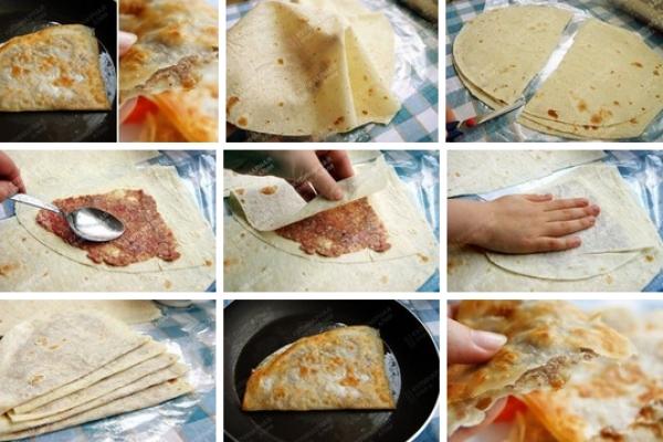 6 рецептов приготовления вкусных и сочных чебуреков
