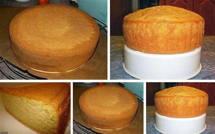 Рецепты приготовления бисквита + вкуснейшие ароматные пропитки для бисквита