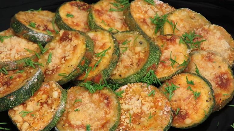 Вкуснейшие блюда из кабачков